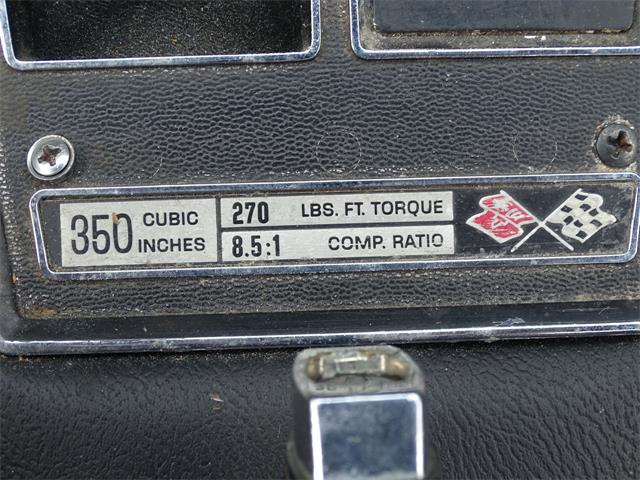 1974 Chevrolet Corvette (CC-1427409) for sale in O'Fallon, Illinois
