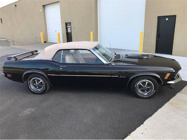 1970 Ford Mustang (CC-1427410) for sale in Cadillac, Michigan