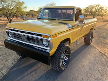1975 Ford F250 (CC-1427411) for sale in Fredericksburg, Texas