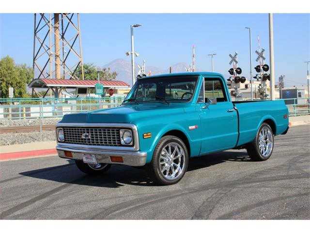 1972 Chevrolet C/K 10 (CC-1427412) for sale in La Verne, California