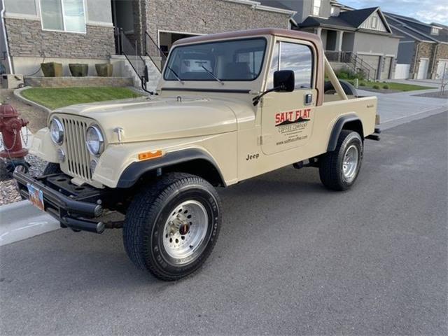 1984 Jeep CJ (CC-1427413) for sale in Cadillac, Michigan