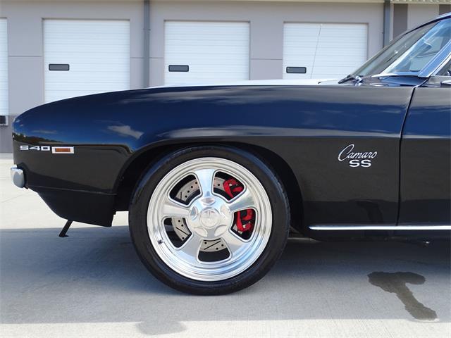 1969 Chevrolet Camaro (CC-1427425) for sale in O'Fallon, Illinois