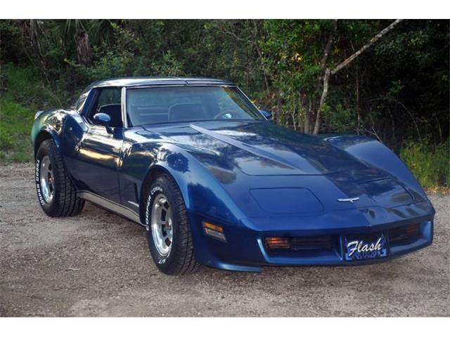 1980 Chevrolet Corvette (CC-1427428) for sale in Cadillac, Michigan