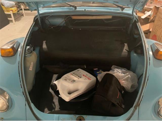 1976 Volkswagen Beetle (CC-1427430) for sale in Cadillac, Michigan