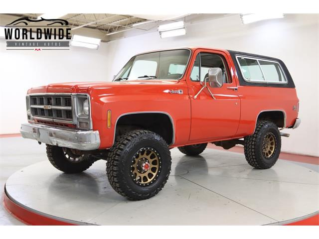 1979 GMC Jimmy (CC-1420744) for sale in Denver , Colorado
