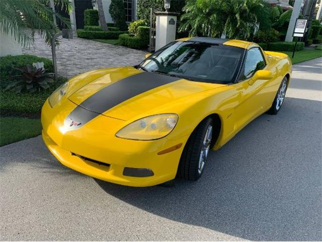 2008 Chevrolet Corvette (CC-1427442) for sale in Cadillac, Michigan