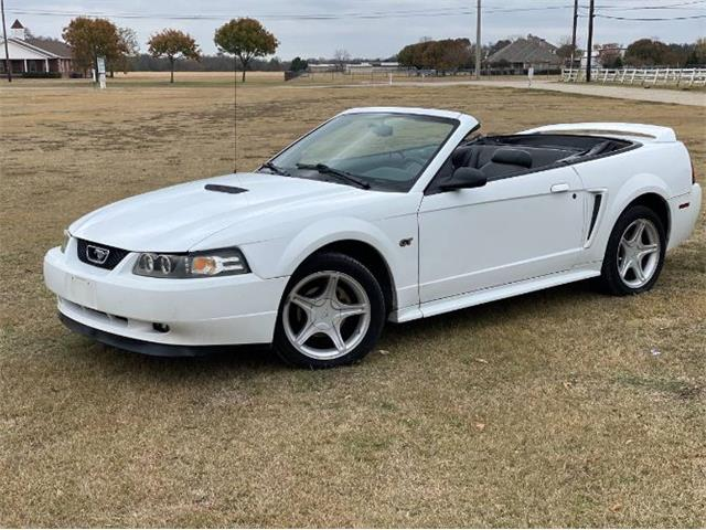 2000 Ford Mustang (CC-1427444) for sale in Cadillac, Michigan
