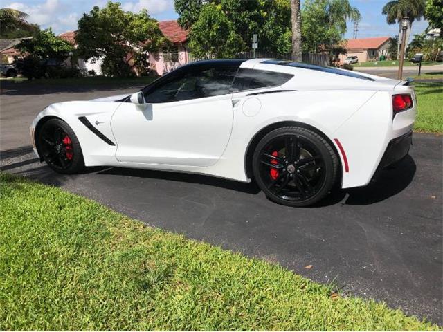 2016 Chevrolet Corvette (CC-1427445) for sale in Cadillac, Michigan