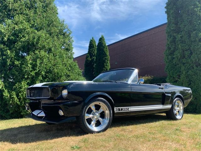 1966 Ford Mustang (CC-1427461) for sale in Geneva, Illinois