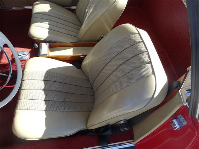 1967 Mercedes-Benz 230SL (CC-1427467) for sale in O'Fallon, Illinois