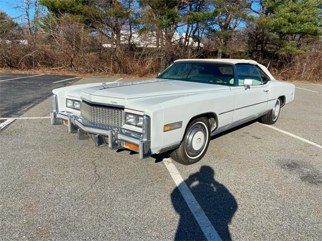 1976 Cadillac Eldorado (CC-1427470) for sale in Westford, Massachusetts