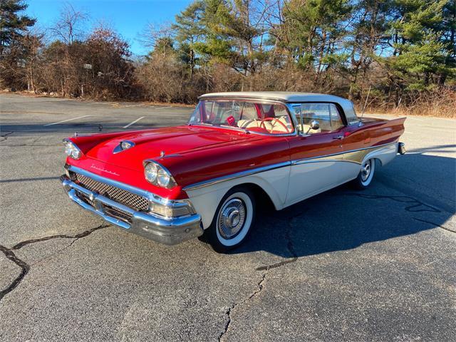 1958 Ford Fairlane (CC-1427473) for sale in Westford, Massachusetts