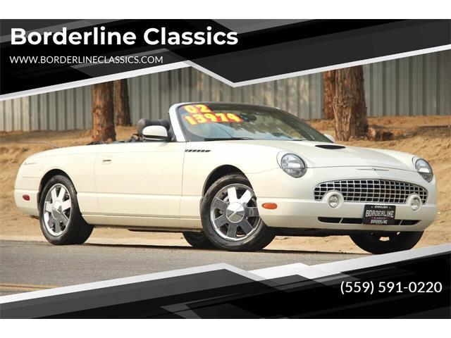 2002 Ford Thunderbird (CC-1427483) for sale in Dinuba, California