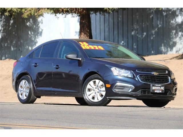 2016 Chevrolet Cruze (CC-1427484) for sale in Dinuba, California