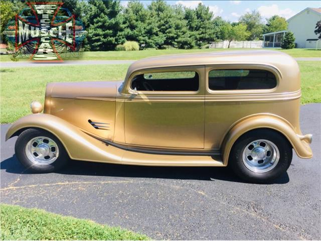 1935 Chevrolet Tudor (CC-1427486) for sale in Clarksburg, Maryland