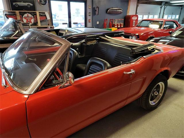 1965 Ford Mustang (CC-1427487) for sale in Spirit Lake, Iowa