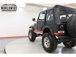 1981 Jeep CJ (CC-1420750) for sale in Denver , Colorado