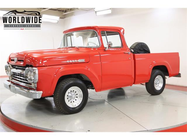 1960 Ford F100 (CC-1420752) for sale in Denver , Colorado