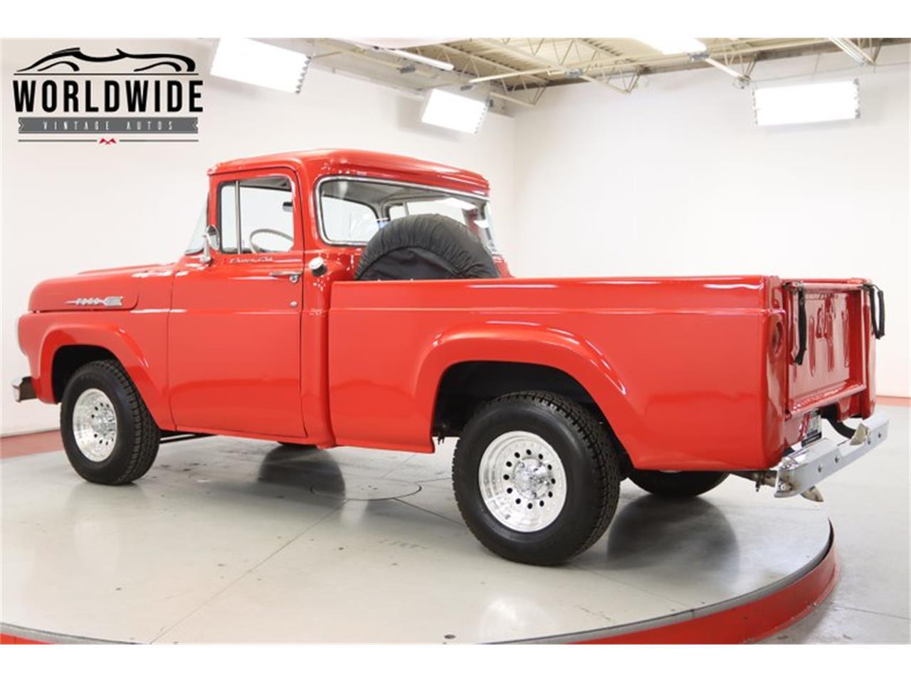 1960 Ford F100 (CC-1420752) for sale in Denver , Colorado