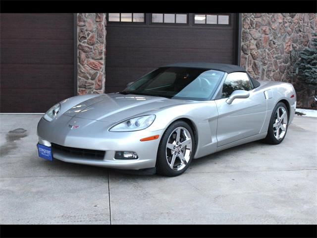 2008 Chevrolet Corvette (CC-1427523) for sale in Greeley, Colorado