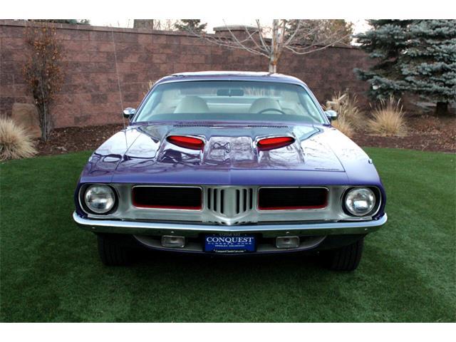1972 Plymouth Barracuda (CC-1427524) for sale in Greeley, Colorado