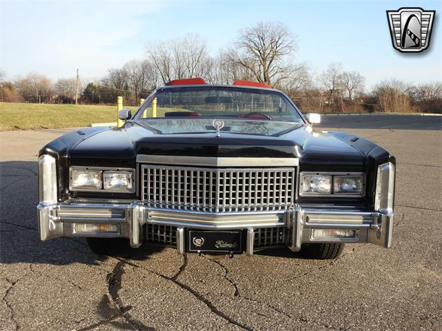 1975 Cadillac Eldorado (CC-1427535) for sale in O'Fallon, Illinois