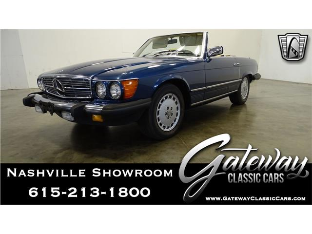 1985 Mercedes-Benz 380SL (CC-1427560) for sale in O'Fallon, Illinois