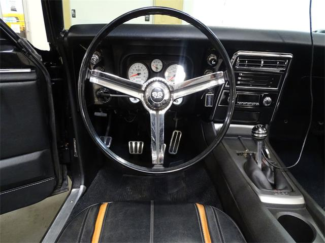 1967 Chevrolet Camaro (CC-1427572) for sale in O'Fallon, Illinois