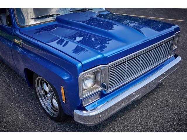 1977 Chevrolet C10 (CC-1427574) for sale in O'Fallon, Illinois
