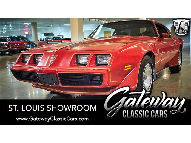 1980 Pontiac Firebird Trans Am (CC-1427575) for sale in O'Fallon, Illinois