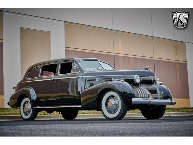 1940 Cadillac Series 72 (CC-1427577) for sale in O'Fallon, Illinois