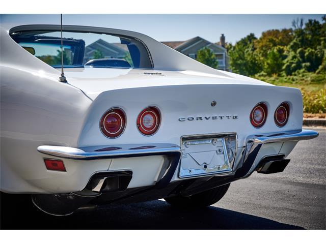 1972 Chevrolet Corvette (CC-1427578) for sale in O'Fallon, Illinois