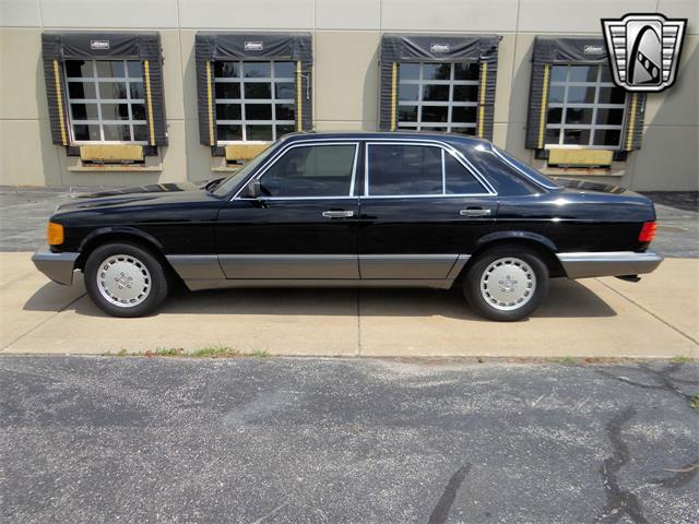 1990 Mercedes-Benz 300SE (CC-1427603) for sale in O'Fallon, Illinois