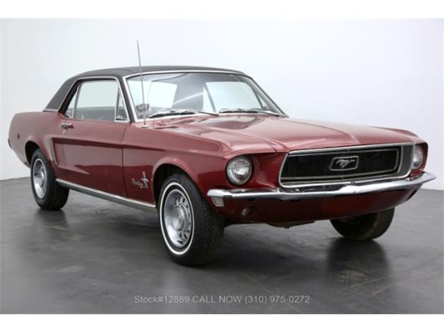 1968 Ford Mustang (CC-1427608) for sale in Beverly Hills, California