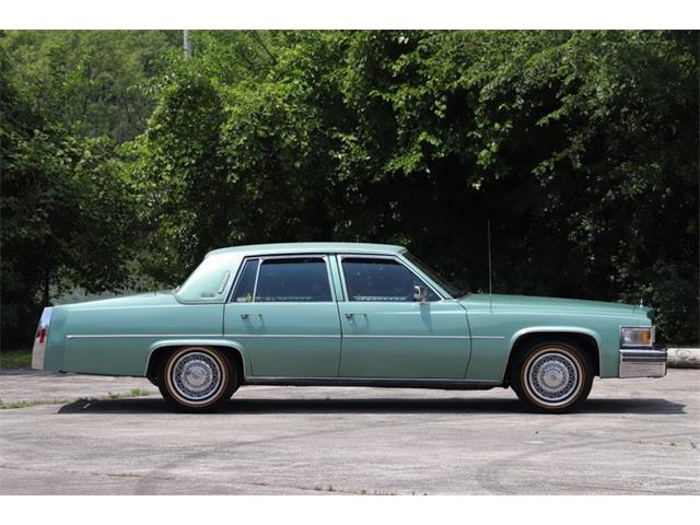 1979 Cadillac DeVille (CC-1427613) for sale in Alsip, Illinois