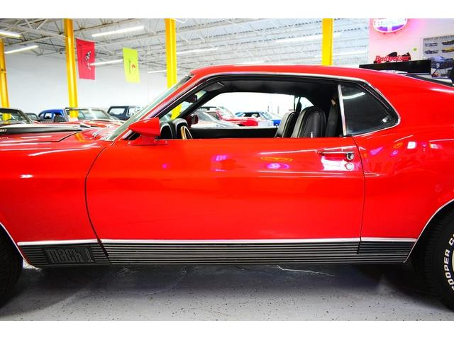 1970 Ford Mustang (CC-1427624) for sale in Wayne, Michigan
