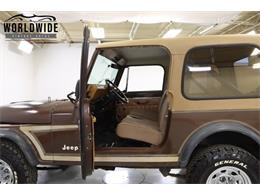 1985 Jeep CJ (CC-1420764) for sale in Denver , Colorado