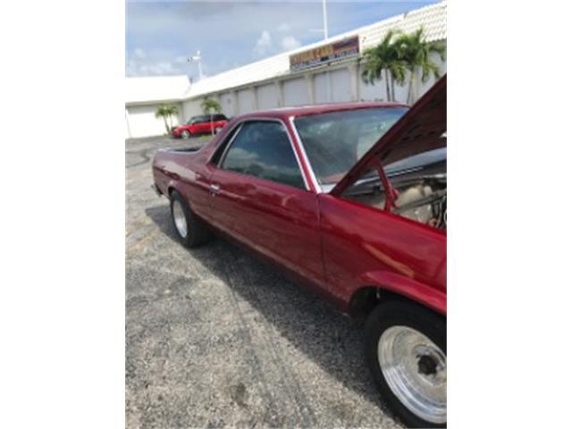 1981 Chevrolet El Camino (CC-1427657) for sale in Miami, Florida