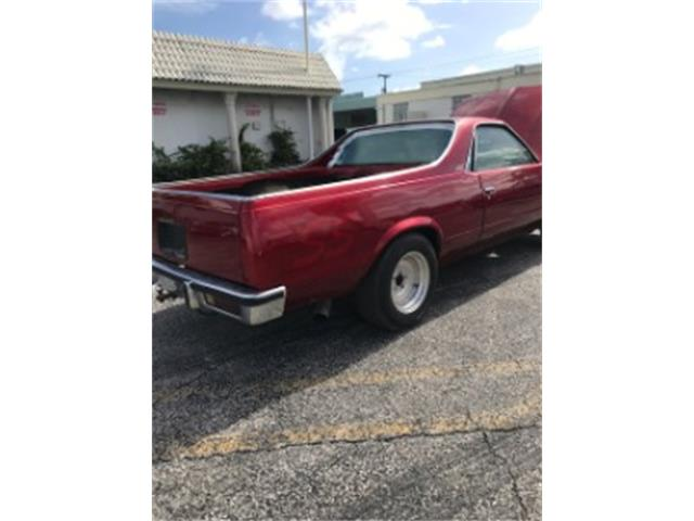 1981 Chevrolet El Camino (CC-1427657) for sale in Miami, Florida