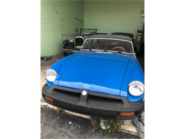 1976 MG MGB (CC-1427658) for sale in Miami, Florida