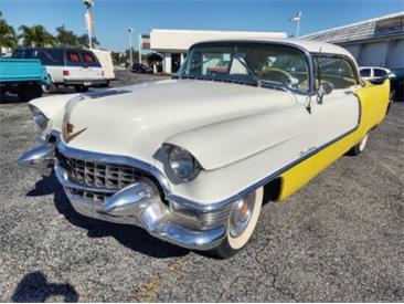 1955 Cadillac Coupe DeVille (CC-1427661) for sale in Miami, Florida