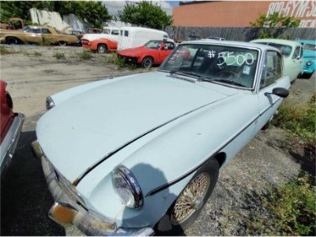 1969 MG MGB GT (CC-1427667) for sale in Miami, Florida