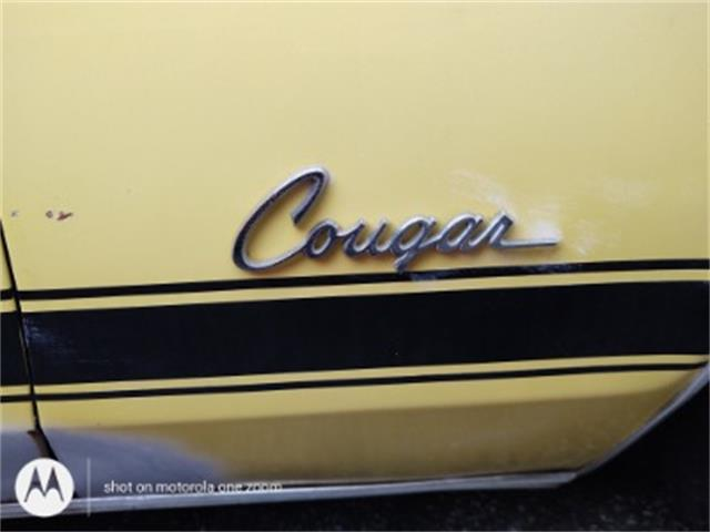 1971 Mercury Cougar (CC-1427674) for sale in Miami, Florida