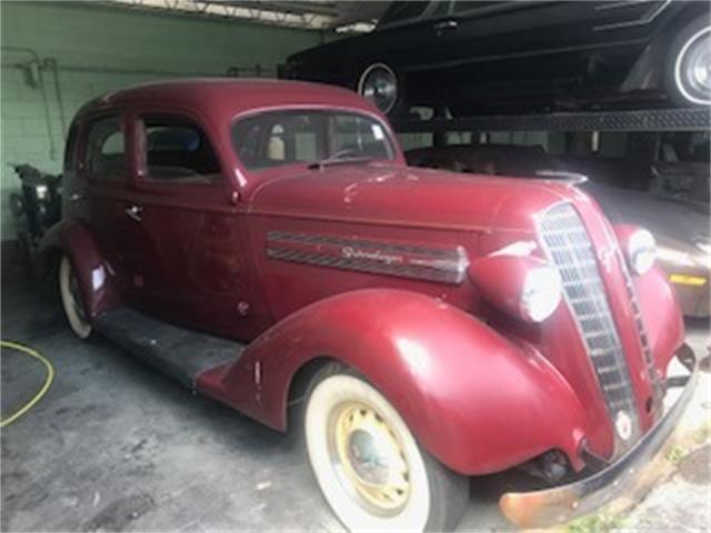 1936 Graham 4-Dr Sedan (CC-1427677) for sale in Miami, Florida
