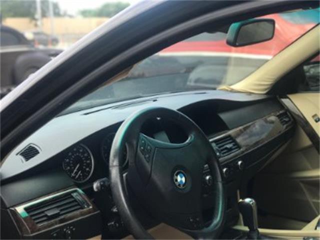 2007 BMW 5 Series (CC-1427678) for sale in Miami, Florida