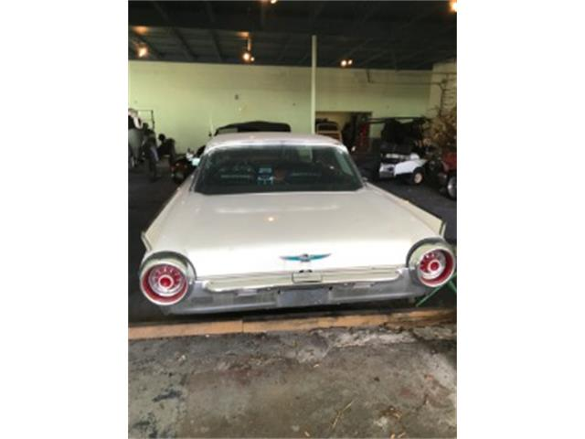 1963 Ford Thunderbird (CC-1427684) for sale in Miami, Florida