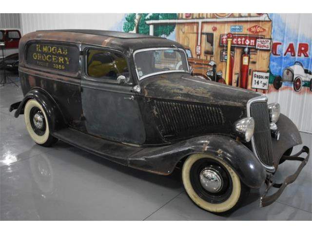 1934 Ford Delivery (CC-1427691) for sale in Cadillac, Michigan