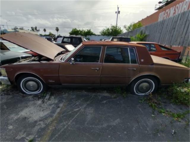 1976 Cadillac Seville (CC-1427696) for sale in Miami, Florida