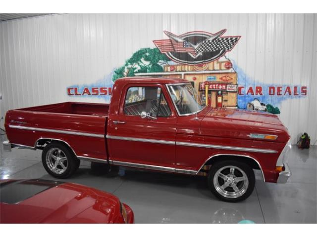 1972 Ford F100 (CC-1427701) for sale in Cadillac, Michigan
