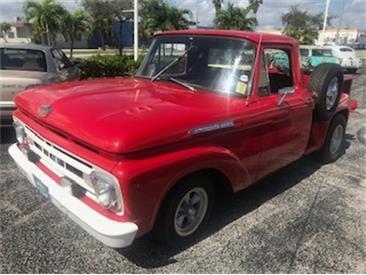 1961 Ford F100 (CC-1427704) for sale in Miami, Florida